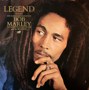 Bob Marley & The Wailers - Legend: The Best Of... (LP) (VG-/VG-)